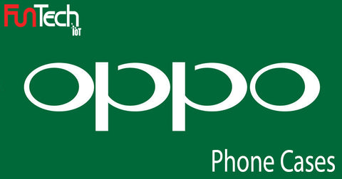 OPPO Phone Cases from FunTech.ie