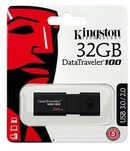 32GB Kingston Data Traveller 100 G3