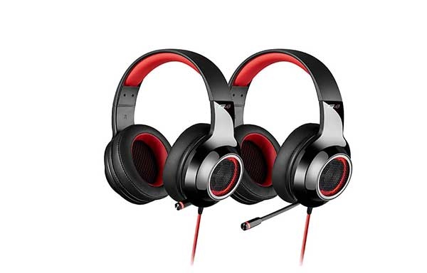 EDIFIER G4 7.1 USB Multi-channel Gaming Headphones Red