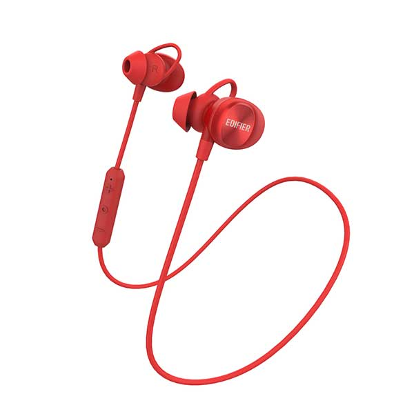 EDIFIER W285BT Bluetooth Strereo Headphones Red