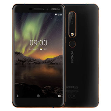 Nokia 6.1 3GB RAM 32GB Storage Black sim free unlocked smart phone