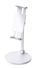 US-ZJ059 Phones Tablets Lifting Folding Desktop Bracket white