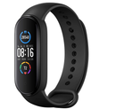 Xiaomi Mi Smart Band 5 Fitness Tracker with Heart Rate Monitor black
