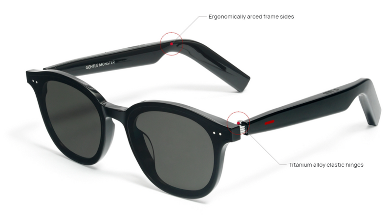 Huawei X Gentle Monster Eyewear II Smart Sunglass with Multifunctionality
