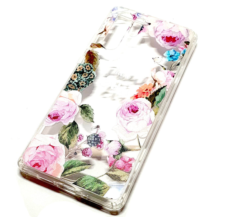 Huawei P30 Pro decorative clear transparent phone case Paul & Eva