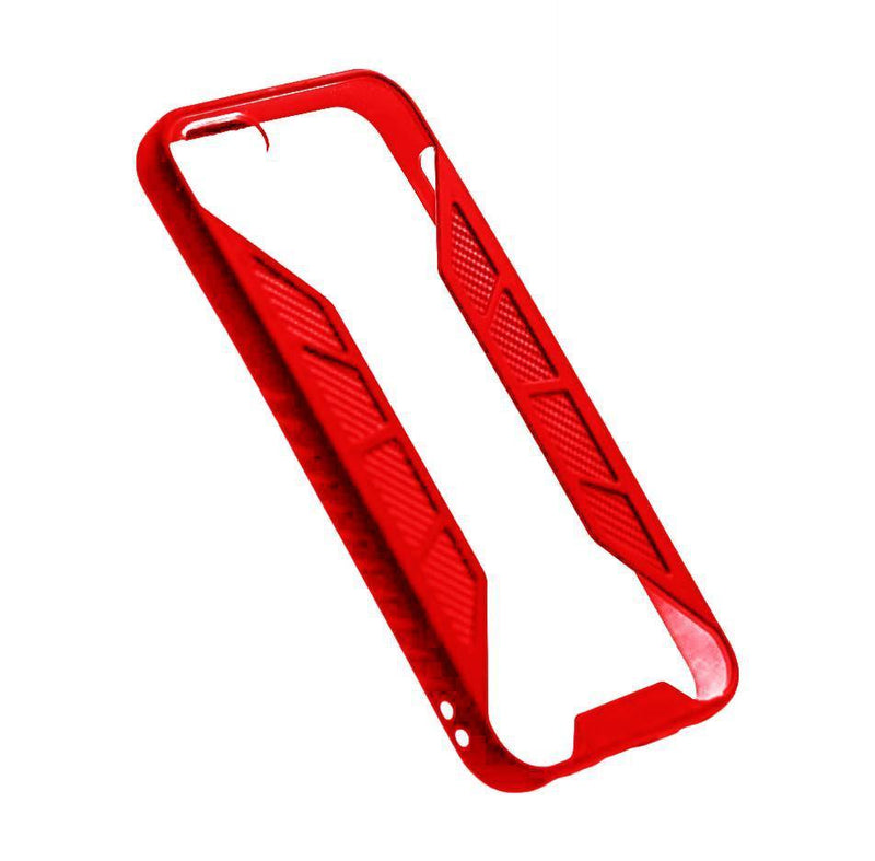 iPhone 5 5s SE Phone case red