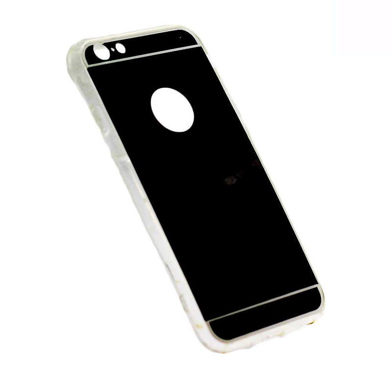 iphone 6 6s mirror phone case black