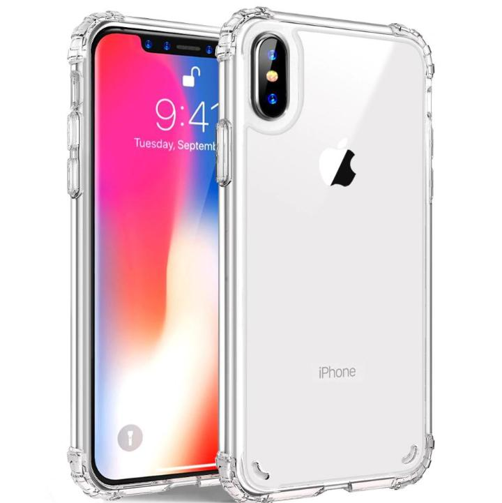 iphone X iphone XS protective air cushion corner phone case