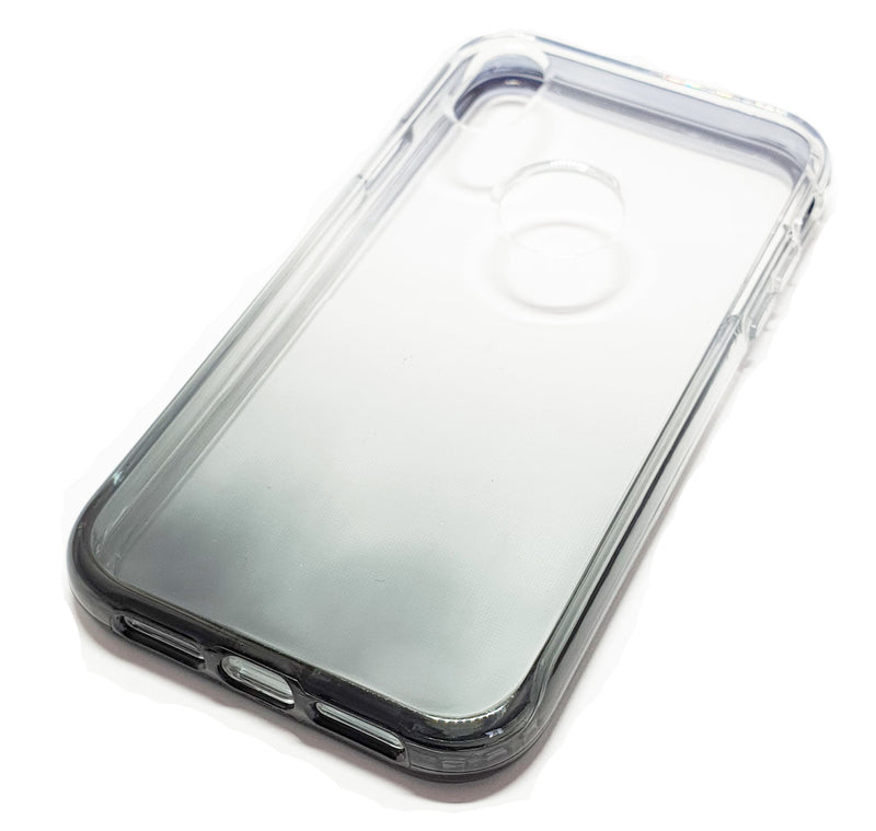 iPhone XR Shockproof clear transparent phone case