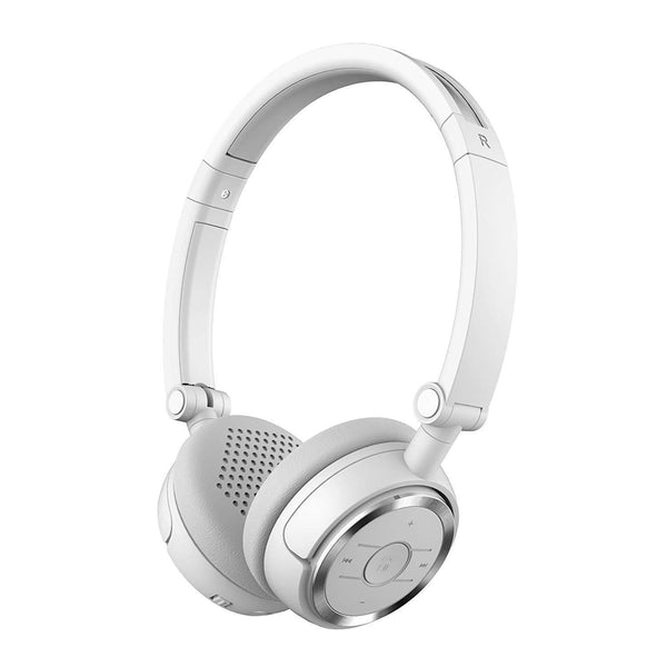 Lossless Wireless and Wired Headphones,with 3.5mm jack with Mic EDIFIER W675BT Grey