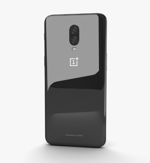 OnePlus 6T Mirror black back glass replacement service