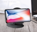 Desk Phone Holder and Wireless Charger USAMS