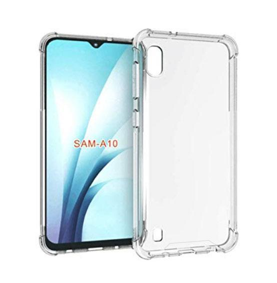 Samsung A10 Solid Invisible Case