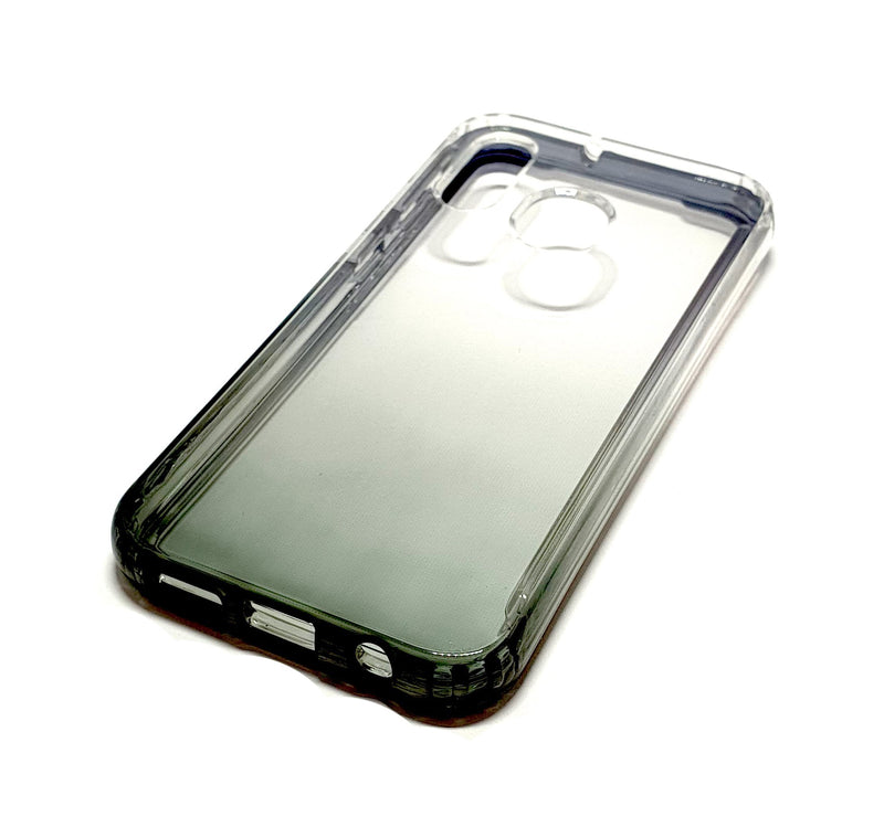 Samsung A40 Shockproof clear transparent phone case