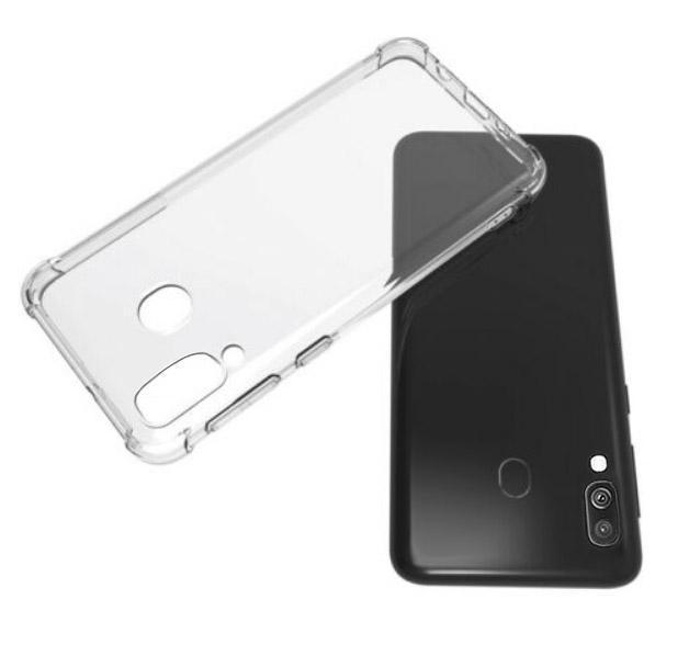Samsung A40 Solid Invisible Case
