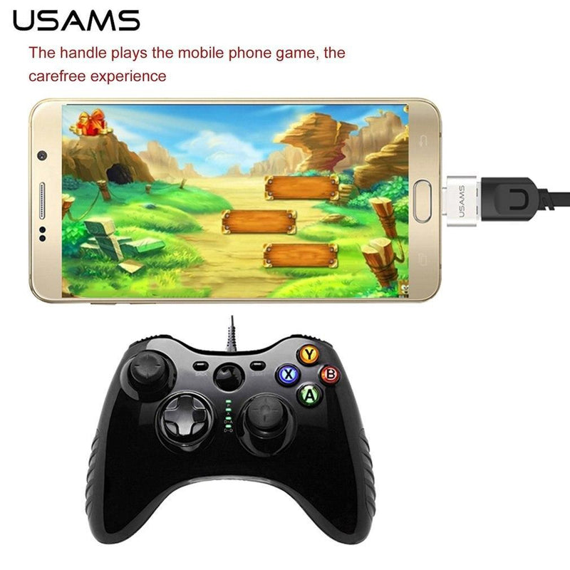 USAMS Micro USB OTG cable