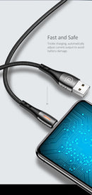 Android USB Type C Smart Power-off Cable U-Tone series