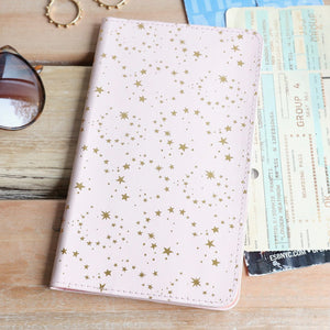 Travel Wallet | Pink