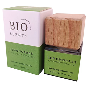 Lemongrass | Organic Essential Oil