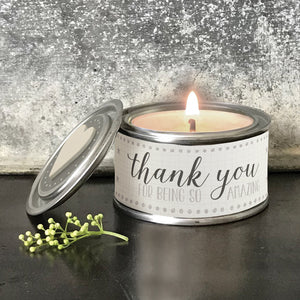 Candle | Thank You