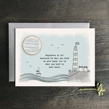 Load image into Gallery viewer, Nautical Greetings Card