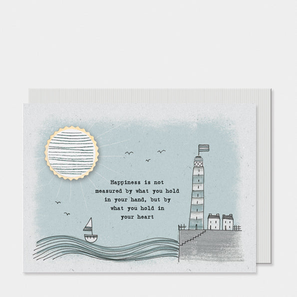 Nautical Greetings Card