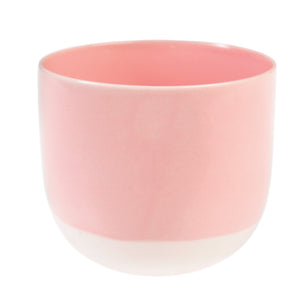 Pink Ceramic Mini Plant Pot