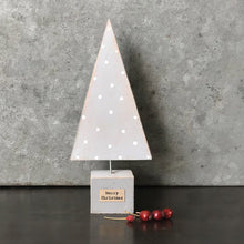 Load image into Gallery viewer, Wooden Christmas Tree | Grey