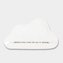 Load image into Gallery viewer, Little Porcelain Cloud Trinket Dish