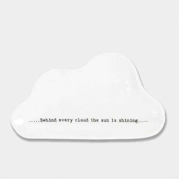 Little Porcelain Cloud Trinket Dish