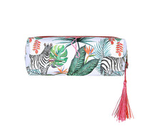 Load image into Gallery viewer, Cosmetic Bag | Tropical | Small