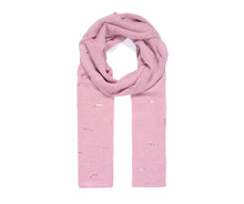 Load image into Gallery viewer, Lightweight Pink Seagull Print Scarf