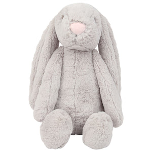 Plush Grey Bunny Rabbit