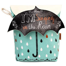 Load image into Gallery viewer, Wash Bag | Singing In The Rain