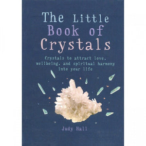 The Little Book of Crystals | Judy Hall