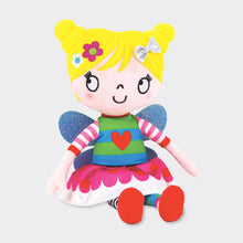 Load image into Gallery viewer, Mary The Fairy Plush Doll