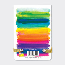 Load image into Gallery viewer, Mini Rainbow Notebook