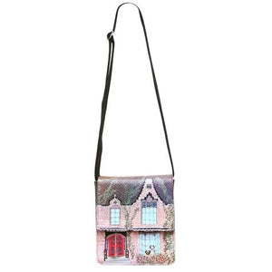 "Home ""Dalmatian"" Mini Bag"