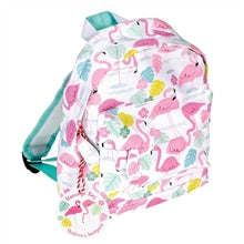 Load image into Gallery viewer, Children's Back Pack | Flamingo