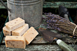Gardeners Goats Milk Soap
