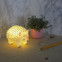 Load image into Gallery viewer, Mini LED Hedgehog Lamp