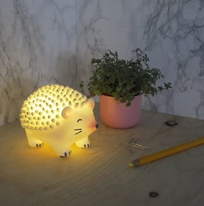 Mini LED Hedgehog Lamp