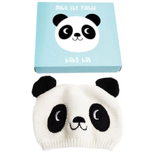 Load image into Gallery viewer, Panda Baby Hat | Miko The Panda