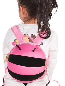 Bumble Bee Back Pack | Pink