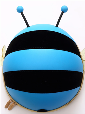 Bumble Bee Back Pack | Blue