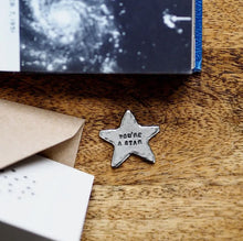 Load image into Gallery viewer, 'You're A Star' Pocket Token