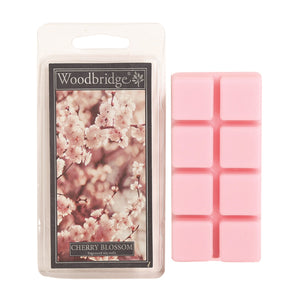 Cherry Blossom Scented Wax Melts | Woodbridge