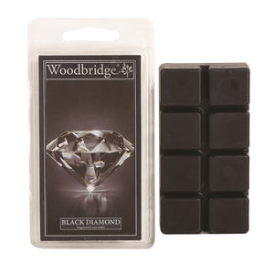 Black Diamond Scented Wax Melts | Woodbridge