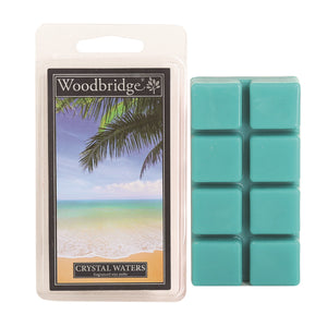 Crystal Waters Scented Wax Melts | Woodbridge