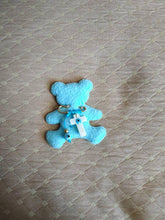 Load image into Gallery viewer, Baby boy shell cross keepsake